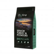 PROFINE DOG SENIOR TURKEY & POTATOES 15kg+3kg ΔΩΡΟ
