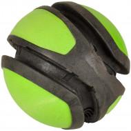 DT FOAM LIVIA BALL MINT SCENT GREEN/BLACK 14cm
