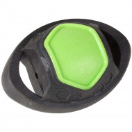 DT FOAM LIVIA RUGBY+SQUEAKER MINT SCENT GREEN/BLACK 13cm