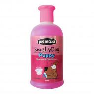 PET NATURA SMELLY DOG SHAMPOO PUPPY 500ml